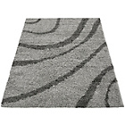 more details on Verve Waves Rug 60x110cm - Grey.