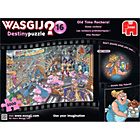 more details on Wasgij Destiny 16 - Old Time Rockers! 1000 Piece Puzzle.
