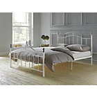 more details on Brynley Double Bed Frame - Ivory.