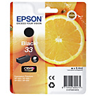more details on Epson Claria Oranges Ink Cartridge - Black.