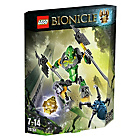 more details on LEGO Bionicle Lewa Master of Jungle - 70784.