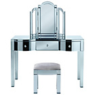 more details on Heart of House Canzano 3 Pce Dressing Table Package-Twilight