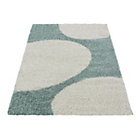 more details on Verve Pebble Rug 160x230cm - Duck Egg.
