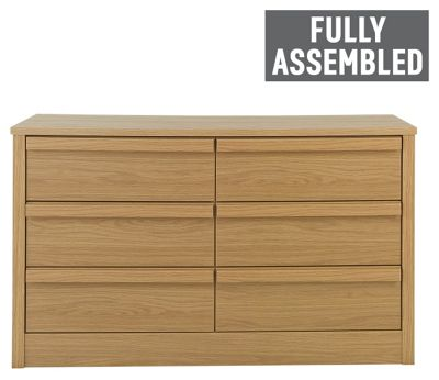 Buy colour group bronze chest of drawers at for Bedroom furniture argos