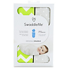 more details on Summer Infant SwaddleMe Green Zig Zag & Grey Dot - 2 Pack.