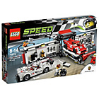 more details on LEGO Speedchamps Porsche 919 Hybrid & PI - 75876.
