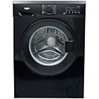 more details on Bush WMNS814B 8KG 1400 Spin Washing Machine - Black.