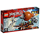 more details on LEGO Ninjago Raid Zeppelin - 70603.