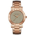 more details on Caravelle New York Ladies' Rose Gold Colour Bracelet Watch.