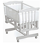 more details on BreathableBaby Airflow Mesh Crib Liner - White.