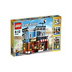 more details on LEGO Creator Corner Deli - 31050.