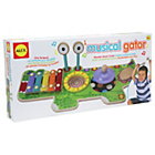more details on Alex Toys Pretend & Play Musical Gator.