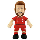 more details on Liverpool FC Lallana Bleacher Creature Plush Toy.
