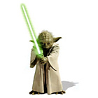 more details on Star Wars Giant Sized Yoda Figure - 18 Inch.