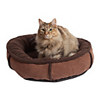 more details on Suede Donut Cat Bed.