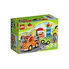 more details on LEGO DUPLO Tow Truck - 10814.