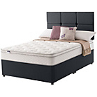 more details on Silentnight Denham Miracoil 5 Memory Kingsize Divan.
