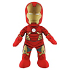 more details on Avengers Iron Man Bleacher Creature Plush Toy.