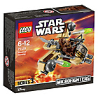 more details on LEGO Star Wars Wookie Gunship - 75129.