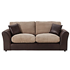 more details on New Bailey Jumbo Cord Large Sofa - Natural.