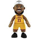 more details on Cleveland Cavaliers LeBron James Bleacher Creature Plush Toy