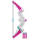 more details on Nerf Rebelle Epic Action Bow.