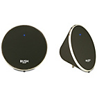 more details on Bush Wireless Stereo Speaker - Black and Silver.