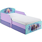 more details on Disney Frozen Toddler Bed with Drawers.