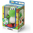 more details on amiibo Mega Yarn Yoshi Figure.