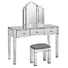 more details on Heart of House Canzano 3 Pce Dressing Table Package - Mirror