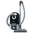 more details on Miele C1 Compact Powerline Bagged Cylinder Vacuum Cleaner.