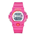 more details on Baby-G Ladies' Pink Digital Sports Strap Watch.