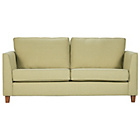 more details on Grace Large Velvet Sofa - Pistachio.