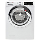 more details on Hoover DXP410AIW3 10KG 1400 Spin Washing Machine - White.