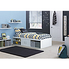 more details on Declan Cabin Bed - White.