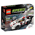 more details on LEGO Speed Champions Audi R18 E-Tron Quattro - 75872.