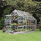 more details on Halls Magnum Toughened Glass 12 x 8ft Greenhouse with Base.