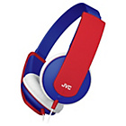 more details on JVC Tinyphones Kids Headphones - Blue and Red.
