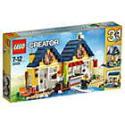 more details on LEGO Creator Beach Hut - 31035.