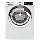 more details on Hoover DXP410AIW3 10KG 1400 Spin Washing Machine- White