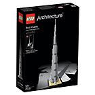 more details on LEGO Architecture Burj Khalifa - 21031.