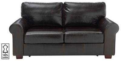 Buy Heart Of House Salisbury 2 Seater Leather Sofa Bed