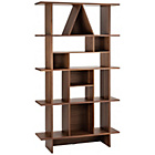 more details on Habitat Malo Walnut Shelving Units