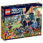 more details on LEGO Nexo The Fortrex - 70317.