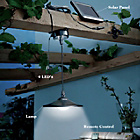 more details on Greenhurst Remote Control Solar Pendant Light.
