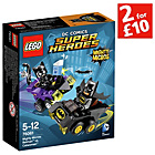 more details on LEGO Mighty Micros: Batman vs. Catwoman - 76061.