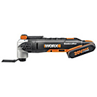 more details on Worx WX678 SDS Sonicrafter Multi Tool.