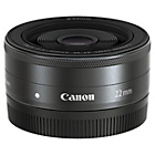 more details on Canon EF-M 22mm f/2 STM Lens.