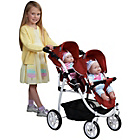 more details on Britax Duo Dolls Pram - Red.