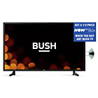 more details on Bush 40 inch FULL HD LED TV/DVD COMBI